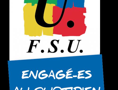 Déclaration et compte-rendu FSU40 CTSD de rentrée