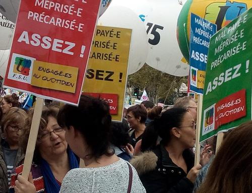 Tous à Paris le 18 mai contre la loi Blanquer