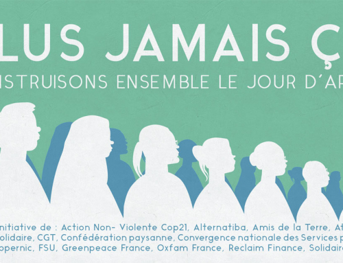 #PlusJamaisCa, signons #PourLeJourDapres