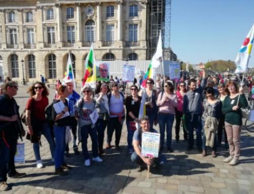 4 avril 2019 : Pour obtenir l'abandon du projet de loi Blanquer